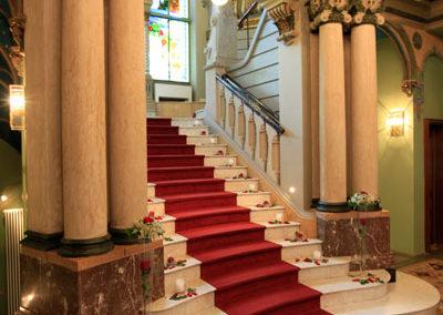 Haushalle Villa Weigang Bautzen
