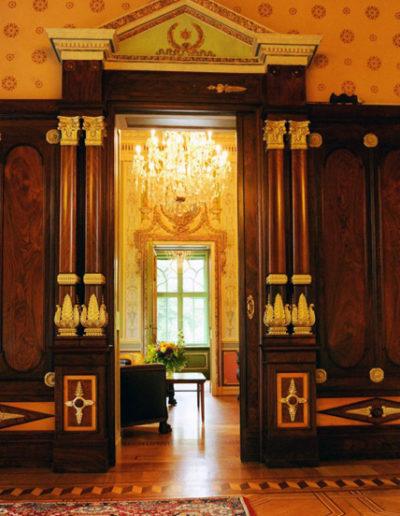 Empfangssalon Villa Weigang in Bautzen