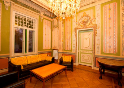 Mozartsalon Villa Weigang in Bautzen