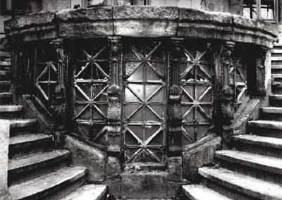 Küchenfenster ca 1985