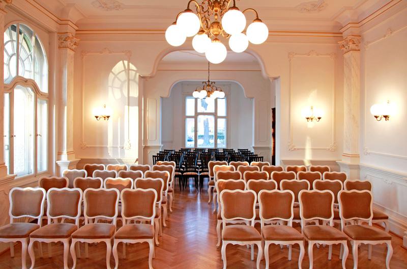 Gartensalon Villa Weigang Bautzen