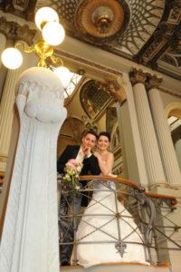 Heiraten in der Villa Weigang