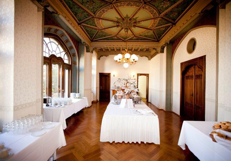 Speisesalon Villa Weigang Bautzen