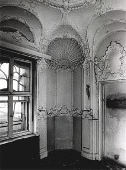 Rokokosalon ca. 1985 (Lagerraum)