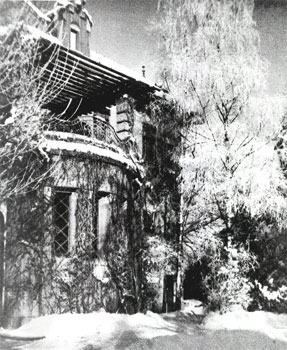 Winterbild ca. 1930